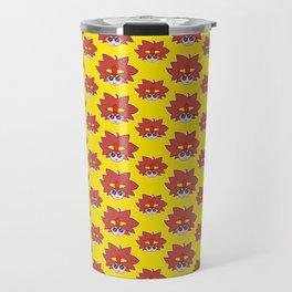 Eggette / Omelette pattern Travel Mug