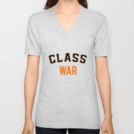 San Francisco Class War Unisex V-Neck