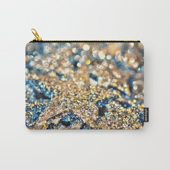 Starry Wishes and Bokeh Dreams... Carry-All Pouch
