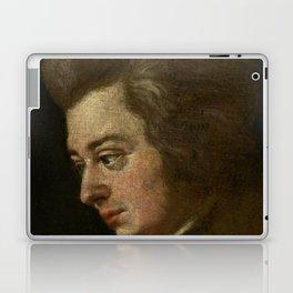 Wolfgang Amadeus Mozart (1756 -1791) by Joseph Lange Laptop & iPad Skin