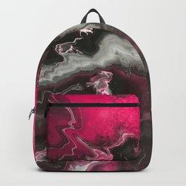 Pink Lighting Backpack