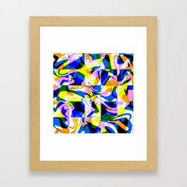 Heptic Framed Art Print