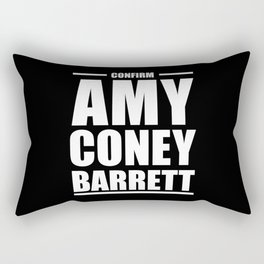 CONFIRM AMY CONEY BARRETT Rectangular Pillow