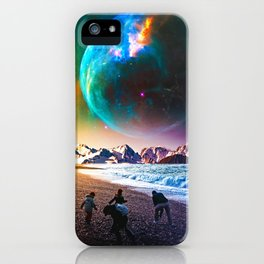 Finders Keepers iPhone Case