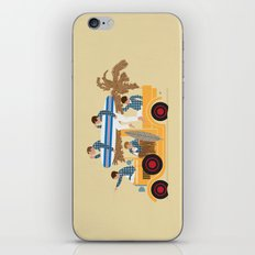 Surfin Safari iPhone & iPod Skin