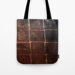 Woven Decay Tote Bag