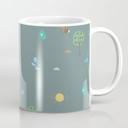 Forest Animals Coffee Mug
