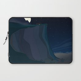 fairy landscape (at night) Laptop Sleeve