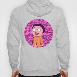 The mortiest Morty Hoody