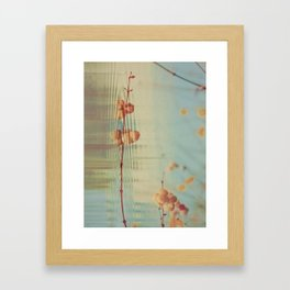 Nature abstract 1 Framed Art Print