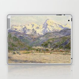 The Valley of the Nervia Laptop & iPad Skin