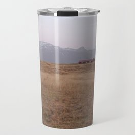 Icelandic Barn Travel Mug