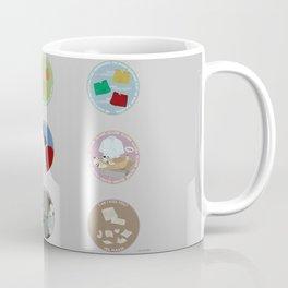 CALL MY BY YOUR NAME: A MINIMALIST LOVE STORY Coffee Mug