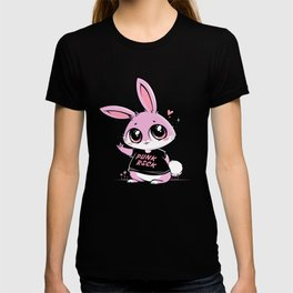 Punk Rock Bunny T-shirt