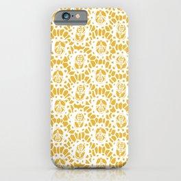 Bee Charmer iPhone Case