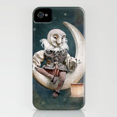 Rucus Studio Owl Poet Slim Case iPhone (4, 4s)