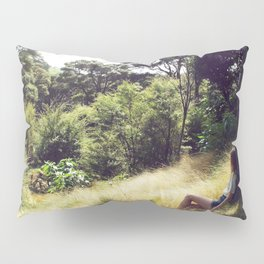 We Live In A Beautiful World Pillow Sham