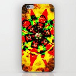 Tribal colors iPhone Skin