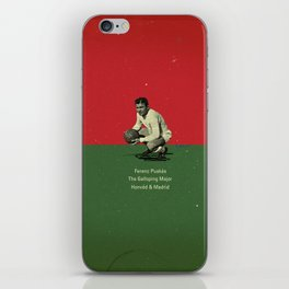 Puskas iPhone Skin