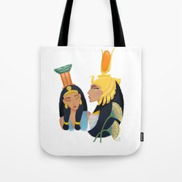Daughters of the Earth and Sky Tote Bag