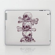 Skull Totem Laptop & iPad Skin
