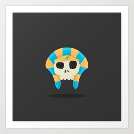 Egyptian Warrior Art Print