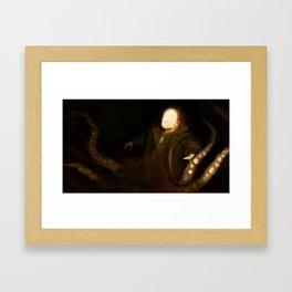 Son of Ktulu Framed Art Print