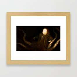 Son of Ktulu Framed Art Print