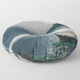 silence Floor Pillow