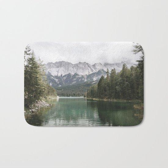 Looks like Canada - landscape photography Bath Mat
