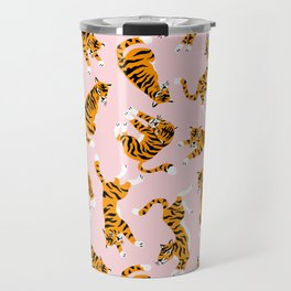 Cute tigers Travel Mug