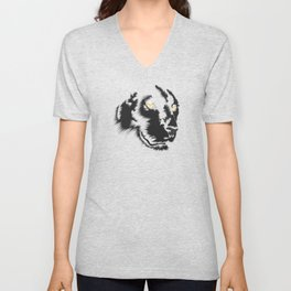 Panther Unisex V-Neck