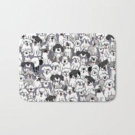 Original Sheepdogs On Watch Bath Mat