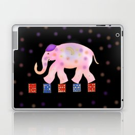 elephant and sky . Laptop & iPad Skin