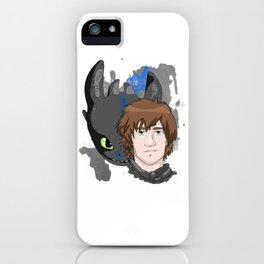 HTTYD | Hiccup iPhone Case