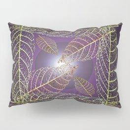 LEAVES OF THE FOUR WINDS Pillow Sham