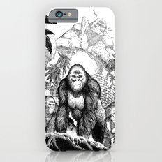 The Lost City of the Jungle Apes Slim Case iPhone 6s