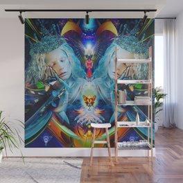 Cosmic Doll Wall Mural
