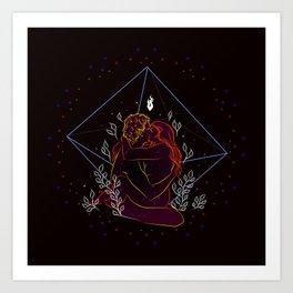 Oneness Art Print