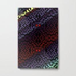 Colorandblack series 720 Metal Print