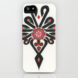 parzenica iPhone Case