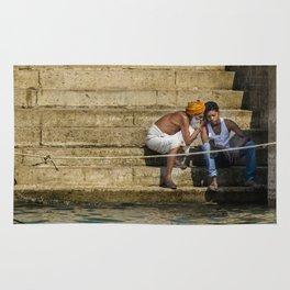 Varanasi, Ganges Rug
