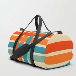 Retro Cross 02 Duffle Bag