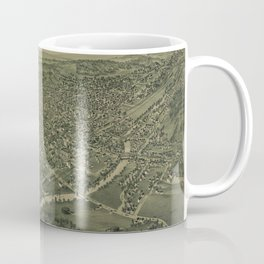 Titusville, Pennsylvania (1896) Coffee Mug