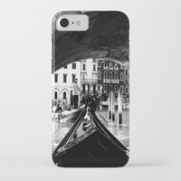 venice iPhone & iPod Cases featuring venice by gzm_guvenc
