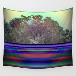 Point Lobos By Kenny Rego Wall Tapestry