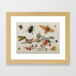 Inscet Framed Art Print