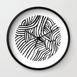 Circle Series #3 Wall Clock