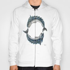 Fish Circle Hoody