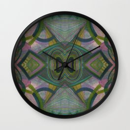 Oh Wow Wall Clock
